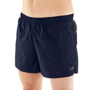 Icebreaker Cool Lite Running Shorts Lightweight XL